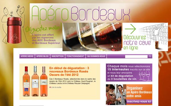 Blog de liloumel : Les petits plaisirs de Mélanie, Participation en tant que jury pour goûter 3 Châteaux de Bordeaux