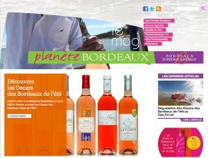 Blog Planète Bordeaux